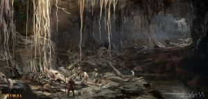 concept art of farcry primal 4 by Masway