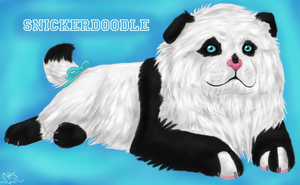 Snickerdoodle ID by CrossHound213