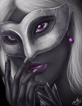 The Mask by direndria