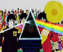 Pink Floyd-Celebrating 47 Years with The Beatles by GmannyTheAnimator