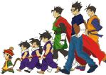 Gohan's Evolution by Amersss
