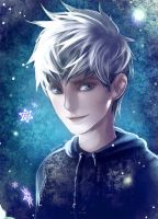 Jack Frost by yaichino