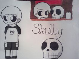 Skully by Hieiskittygirl