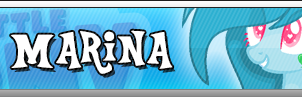 Aura Marina Fan Button (Request) by Brony-Works