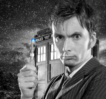Doctor Who Sonic Screwdriver by totallehmaddeh
