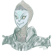 Usurper King Zant by Hyperionism