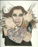 Ozzy Colour by donna-j