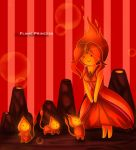 AT:Flame Princess by Kiome-Yasha