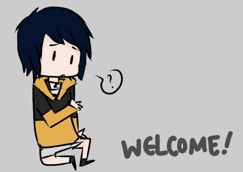 welcome by pinktangerine150