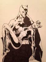 Batman Hush by carriekaty