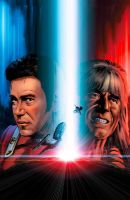 Star Trek 2: Wrath of Khan by chubbychee