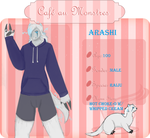Cafe-au-Monstres: Arashi by Trial-Of-The-Dragon