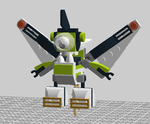My LEGO version of niksput by TheMagmaMaster
