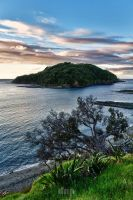 Goat Island by EOSthusiast