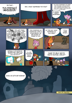 Sonic Heroes 2 - Rose - page 23 by Missplayer30