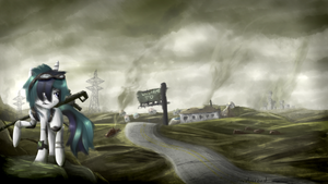 Comission: Welcome to Fallout! by doosead