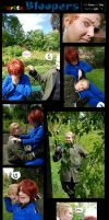 APH-cosplay: Bloopers by Kumagorochan