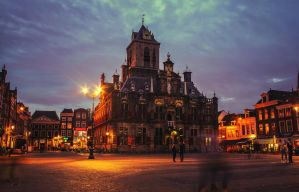 Delft Square by siddhartha19