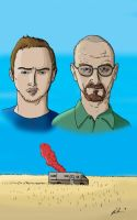Breaking Bad by alexhdunn