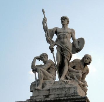 marble statue stock8 by DemoncherryStock