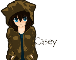 Casey aka Me by RoughSpotted