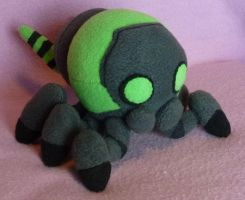 Little Baby Cybug Plush by AmberTDD