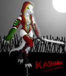 Kasharah: New Character by shadow-recon-666