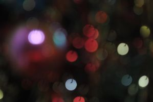 Colourful bokeh 14 by Muse-of-Stock