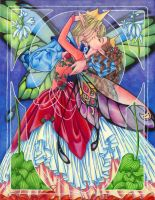 Faery Kiss by Rule404