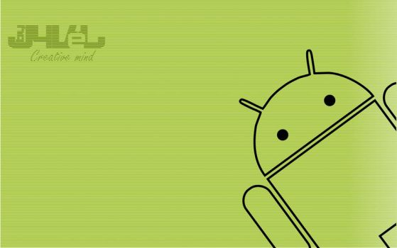 Wallpaper android by jyvel