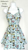 Where the Wild Things are dress by imaxxstarfish
