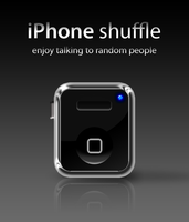 iPhone shuffle by Curchack