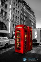 Phone booth by unitedcba