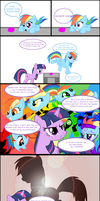 Rainbow Dash:The All Lantern 1 by Bronyboy