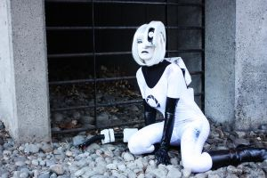 Portal 2  GLaDOS Cosplay by Elita-01