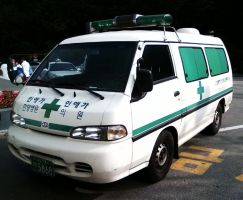 Hyundai Grace Ambulance by Kia-Motors