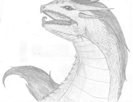 The Great Stone Dragon by dragon-blood-runs
