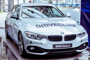 BMW from Driveclub by DraconPhotography