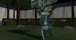 MMD Newcomer Midna + DL by Valforwing