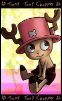 Tony Tony Chopper by lainchan