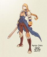 Agrias Oaks 2 by zeratanus