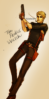 Tom Fawkes by TokenJin