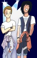 Bill and Ted by EJWeir