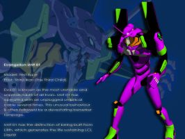 EVA 01 - Completed Model by DustyMcg