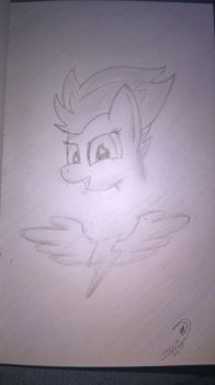 Spitfire. by Marewile