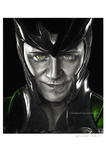 Loki by Pencil-Stencil