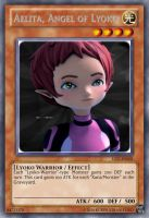 Aelita, Angel of Lyoko card by 10Networks