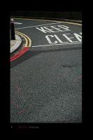 Keep Clear . by Nohition