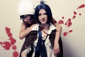 Blood relations by Dzikan