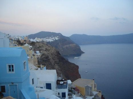 Greece - Santorini 3 by scifibunny